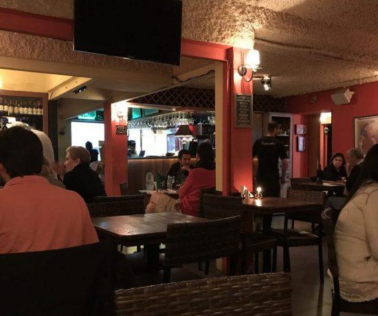 Restaurante Argentino no Itaim Bárbaro - hall