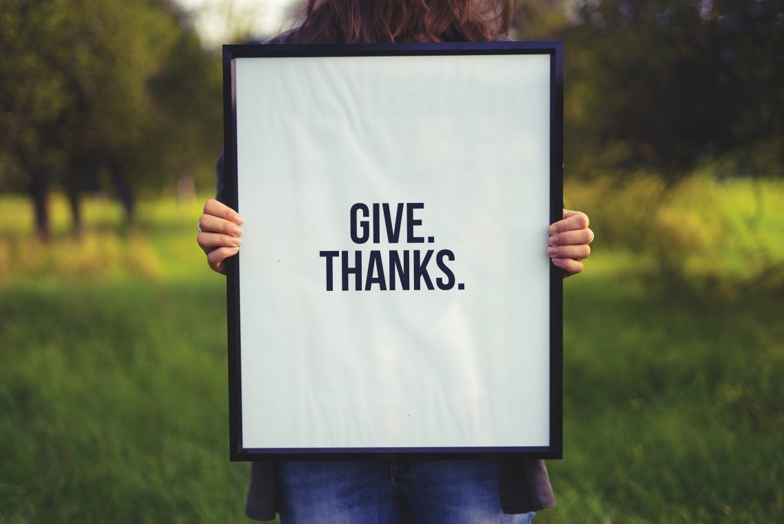 A diferença entre gratidão e dívida