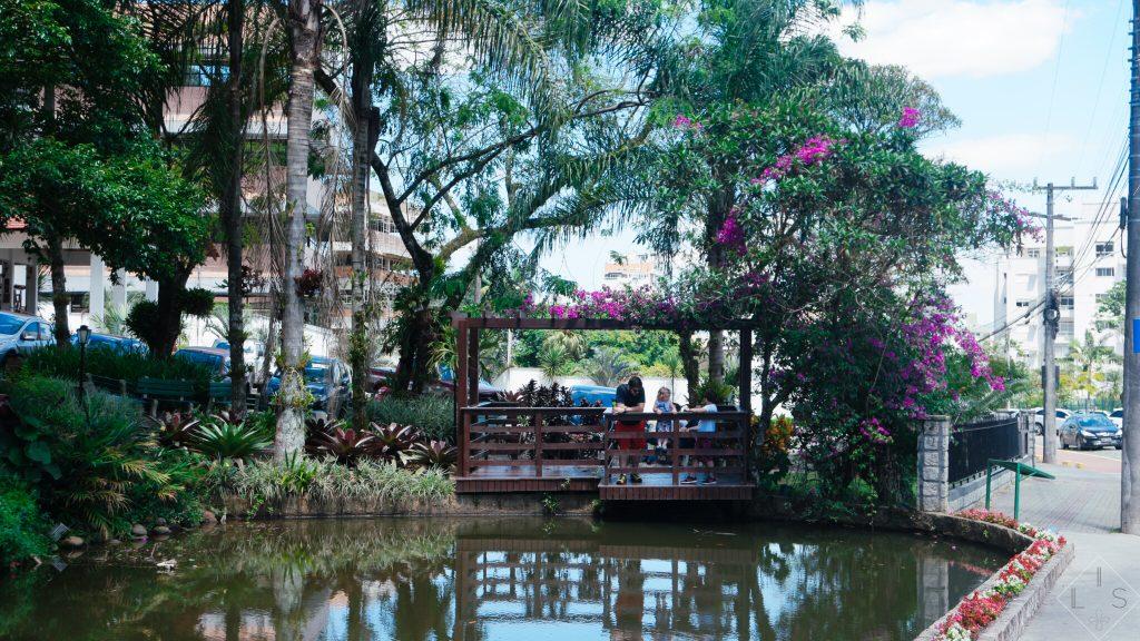 Um dia em Joinville - Mirante