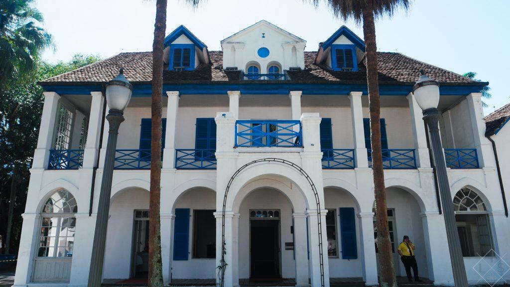 Um dia em Joinville - Museu do Imigrante