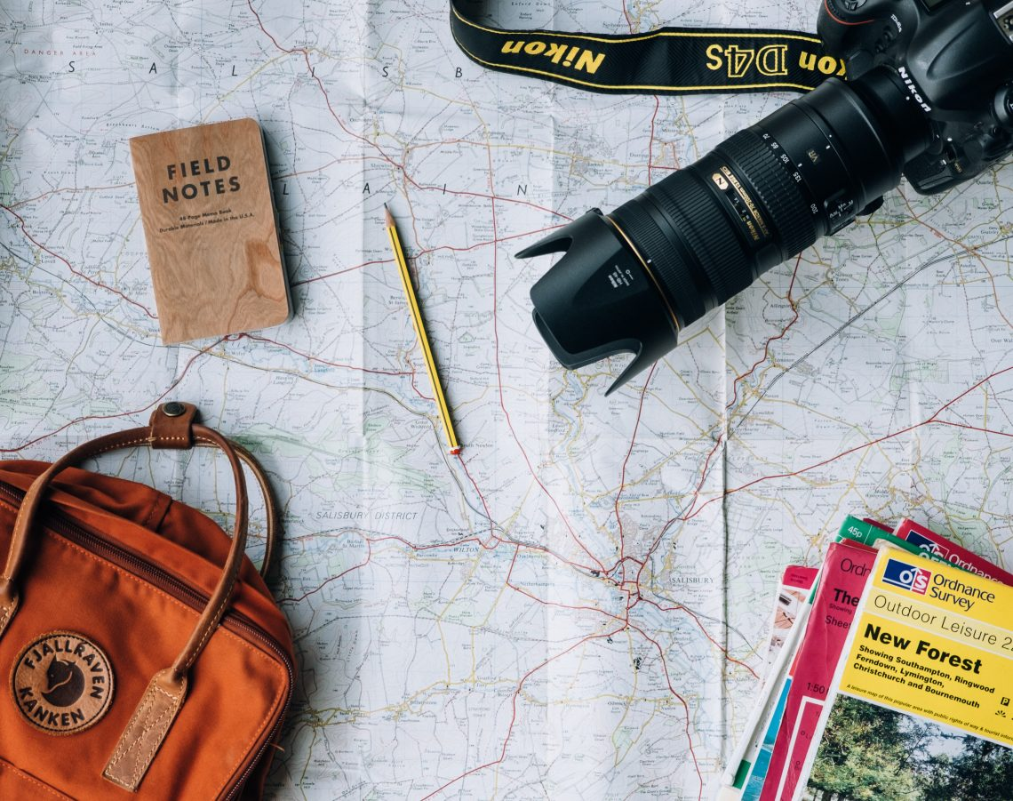 planejar uma viagem sozinha