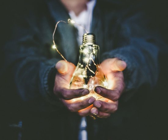 Mudar a energia de dentro pra fora - energia