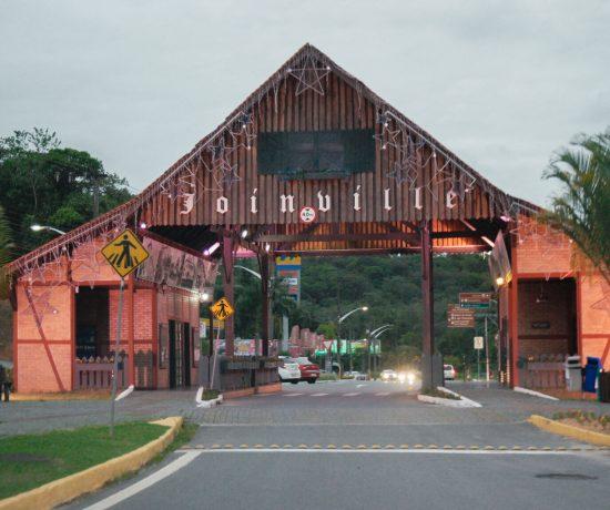 Um dia em Joinville
