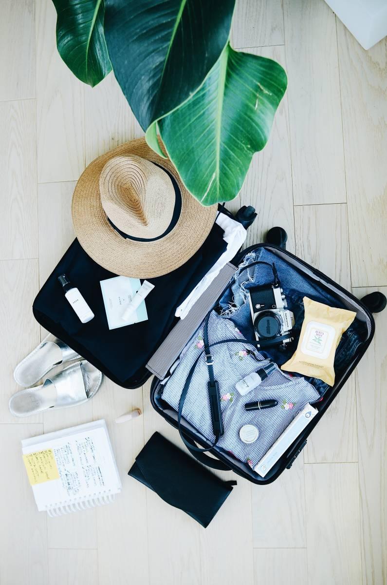 fazer mala para viagens rápidas_Lis Life