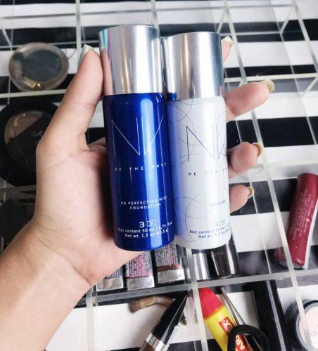 Maquiagem para durar o dia todo - NV Maquiagem Jeunesse Lis Life (1)